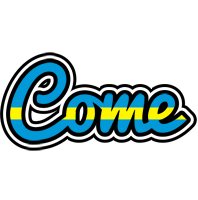 Come sweden logo
