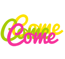 Come sweets logo