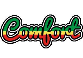 Comfort african logo