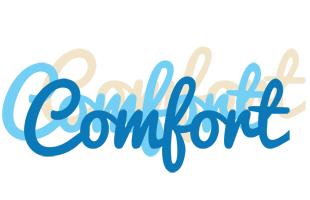 Comfort breeze logo
