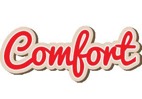 Comfort chocolate logo