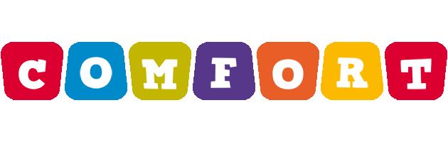 Comfort daycare logo
