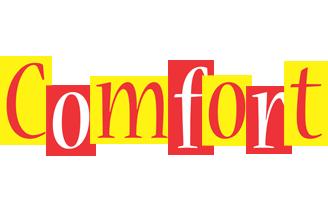 Comfort errors logo