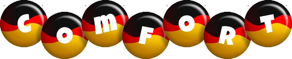 Comfort german logo