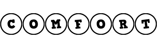 Comfort handy logo