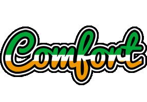 Comfort ireland logo