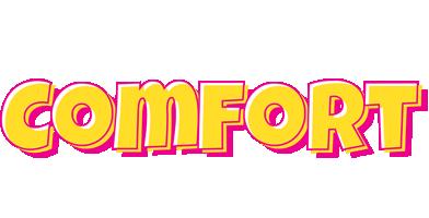 Comfort kaboom logo