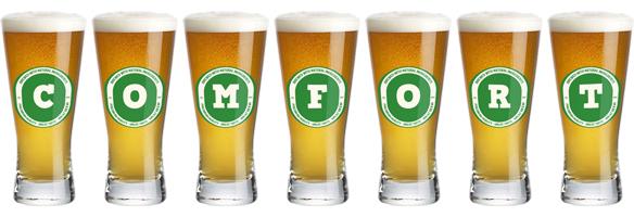 Comfort lager logo