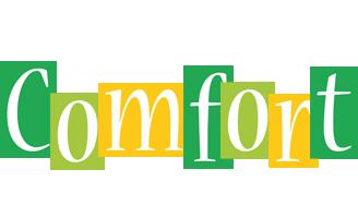Comfort lemonade logo