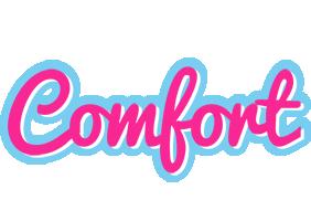 Comfort popstar logo