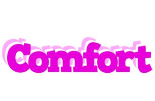 Comfort rumba logo