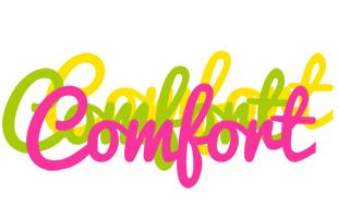 Comfort sweets logo