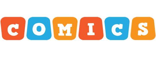 COMICS logo effect. Colorful text effects in various flavors. Customize your own text here: https://www.textGiraffe.com/logos/comics/