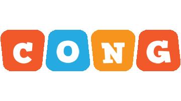 Cong comics logo