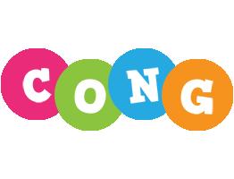 Cong friends logo