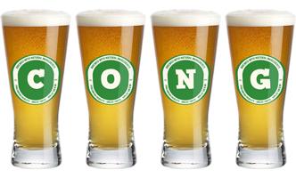 Cong lager logo