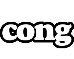 Cong panda logo