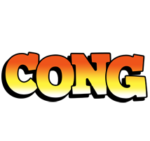 Cong sunset logo