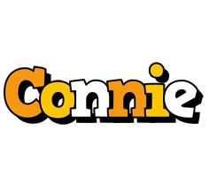 Connie cartoon logo