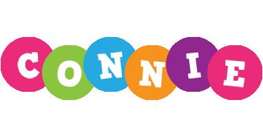 Connie friends logo