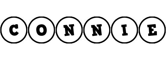 Connie handy logo