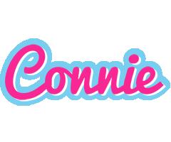 Connie popstar logo