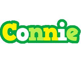 Connie soccer logo