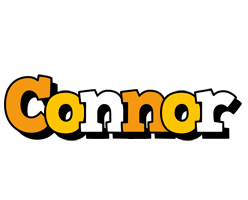 Connor cartoon logo