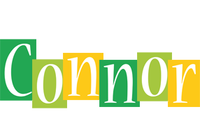 Connor lemonade logo