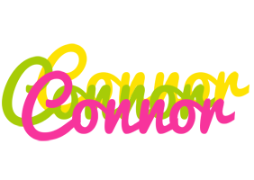 Connor sweets logo