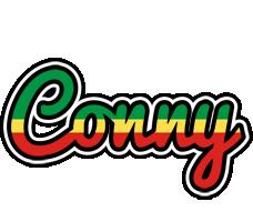 Conny african logo
