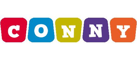 Conny daycare logo