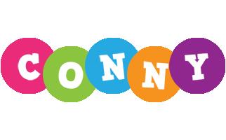Conny friends logo