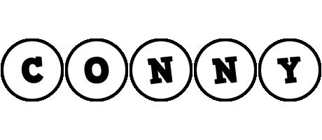 Conny handy logo