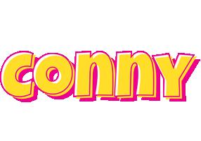 Conny kaboom logo