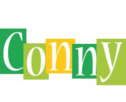 Conny lemonade logo