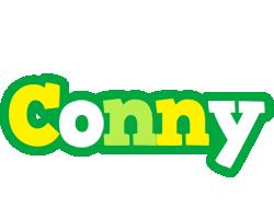 Conny soccer logo