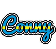 Conny sweden logo