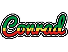 Conrad african logo