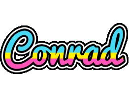 Conrad circus logo