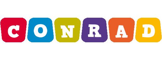 Conrad daycare logo
