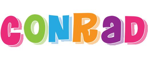 Conrad friday logo