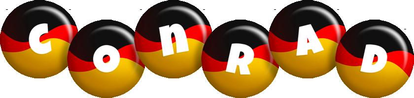 Conrad german logo