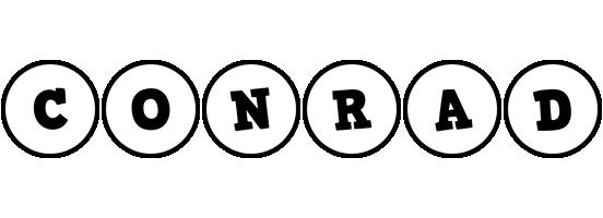 Conrad handy logo