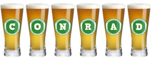 Conrad lager logo