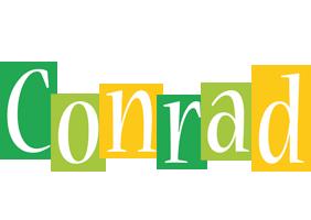 Conrad lemonade logo