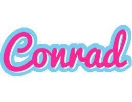 Conrad popstar logo