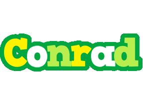 Conrad soccer logo