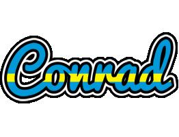 Conrad sweden logo