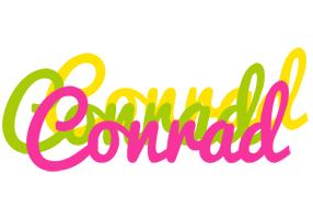 Conrad sweets logo